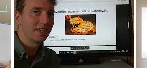 英語が学べる無料の動画配信を始めました
